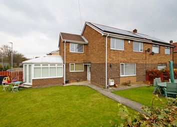 Thumbnail 4 bed semi-detached house for sale in Grange Road, Belmont, Durham