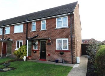Thumbnail 3 bed end terrace house for sale in Dore Avenue, Lincoln, Lincolnshire, .