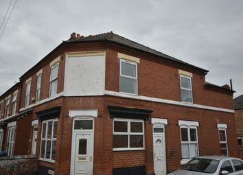 Thumbnail 3 bed terraced house to rent in Middleton Street, Derby