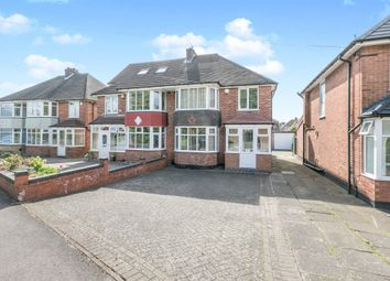 Thumbnail 3 bed semi-detached house for sale in Whateley Crescent, Castle Bromwich, Birmingham