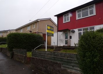Thumbnail 3 bed semi-detached house to rent in Moorview Road, Gendros, Swansea