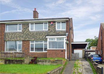 Thumbnail 3 bed semi-detached house for sale in High Ash, Shipley, West Yorkshire