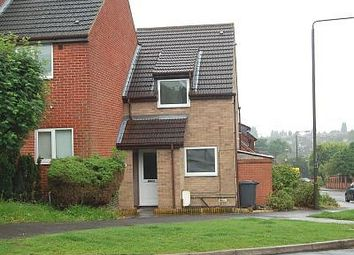 Thumbnail 2 bed semi-detached house to rent in Saffron Drive, Oakwood, Derby