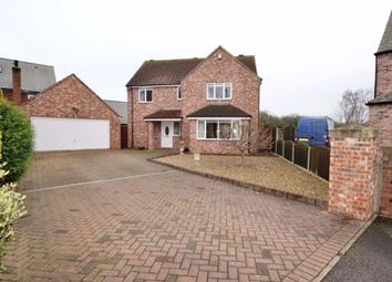 Thumbnail 4 bed detached house to rent in Poplar Gardens, Drax, Selby