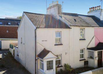Thumbnail 2 bedroom end terrace house for sale in Quay Road, Newton Abbot