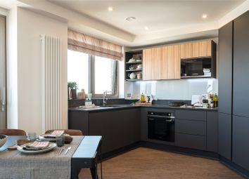 Thumbnail 2 bed flat for sale in Royal Docks West, Western Gateway, London
