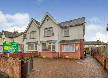 3 bed semi-detached house for sale in Storrar Road, Splott, Cardiff CF24