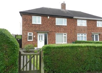 Thumbnail 3 bed semi-detached house for sale in Wyrale Drive, Strelley, Nottingham