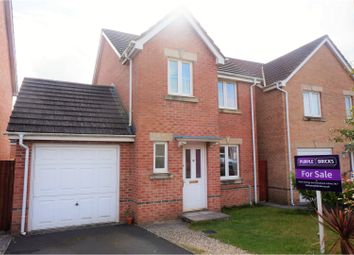 Thumbnail 3 bed detached house for sale in Skomer Island Way, Caerphilly