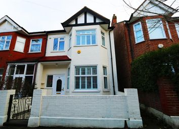 Thumbnail 3 bedroom terraced house to rent in Stuart Road, London