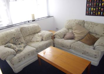 Thumbnail 3 bed shared accommodation to rent in 17A Hawthorne Avenue, Swansea