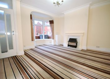 Thumbnail 2 bedroom terraced house for sale in Abbey Road, Blackpool, Lancashire