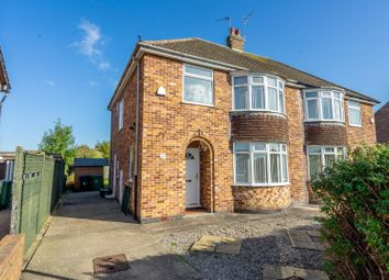 Thumbnail 3 bed semi-detached house for sale in Eastholme Drive, Rawcliffe, York