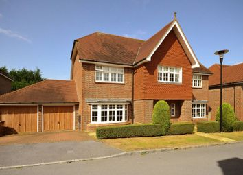 Thumbnail 5 bed detached house for sale in Goddard Close, Guildford