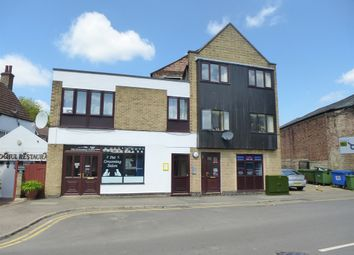 Thumbnail 2 bedroom flat for sale in North Street, Wisbech