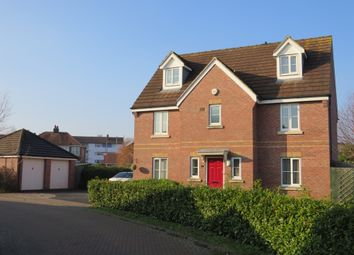 Thumbnail 6 bedroom detached house for sale in The Furlong, Hereford