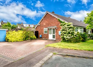 Thumbnail 3 bed semi-detached bungalow for sale in Stapleford Gardens, Burntwood