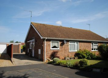 Thumbnail 2 bed bungalow to rent in Birch Close, Snettisham, King's Lynn
