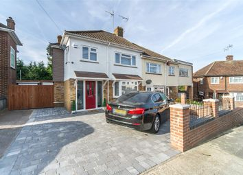 Thumbnail 3 bedroom semi-detached house for sale in Brambletree Crescent, Rochester, Kent