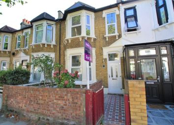 Thumbnail 3 bed terraced house for sale in Claude Road, London