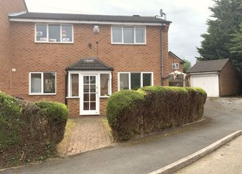 Thumbnail 4 bed semi-detached house for sale in Greetville Close, Stechford, Birmingham