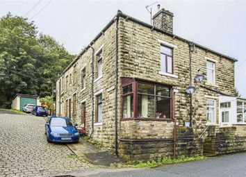 Thumbnail 2 bed end terrace house for sale in Burnley Road East, Waterfoot, Lancashire
