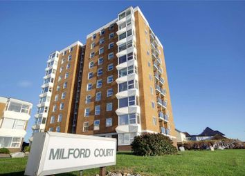 Thumbnail 2 bed flat for sale in Milford Court, Brighton Road, Lancing
