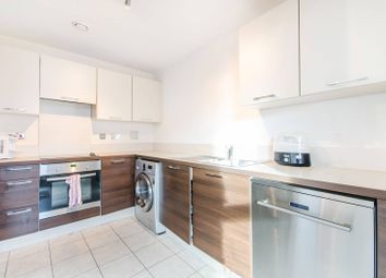 Thumbnail 3 bed flat for sale in Bramwell Way, Canary Wharf
