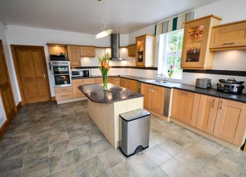 Thumbnail 5 bed detached house for sale in West End, Witton Le Wear, Bishop Auckland