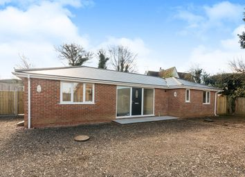 Thumbnail 3 bed bungalow for sale in Byfleet Avenue, Old Basing, Basingstoke