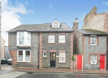 Thumbnail 3 bed semi-detached house for sale in Priory Street, Lewes