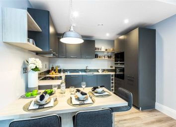 Thumbnail 1 bed flat for sale in Marlow House, Marlow Road, Maidenhead, Berkshire