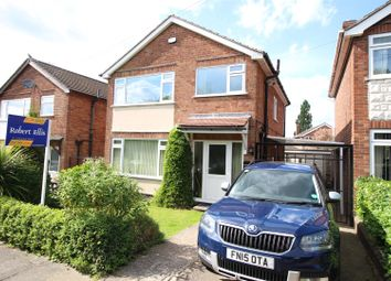 Thumbnail 3 bed detached house for sale in Silverdale, Stapleford, Nottingham
