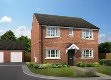 Thumbnail 4 bed detached house for sale in Unwin Road, Sutton In Ashfield