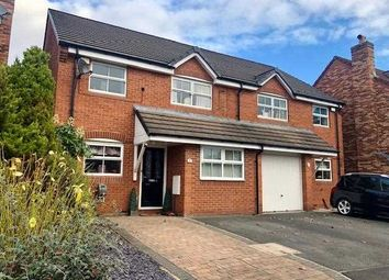 Thumbnail 3 bed semi-detached house for sale in Avocet Court, Leyland