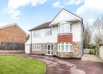 Thumbnail 4 bed detached house for sale in Knoll Rise, Orpington