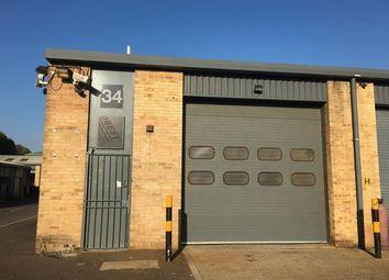 Thumbnail Light industrial to let in Unit 48, Fairways Business Centre, Lammas Road, Leyton, London