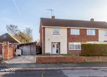 Thumbnail 3 bed semi-detached house for sale in Orchard Road, Southminster, Essex