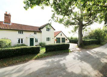 Thumbnail 3 bed cottage for sale in Mellis Road, Thornham Parva, Eye
