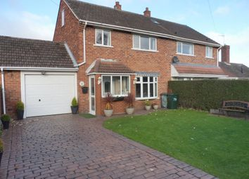 Thumbnail 3 bed semi-detached house for sale in Sycamore Grove, Cantley, Doncaster