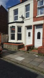 Thumbnail 3 bed property to rent in Evelyn Road, Wallasey