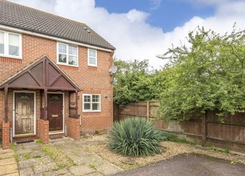 Thumbnail 2 bed semi-detached house to rent in Evenlode Drive, Didcot