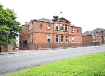 Thumbnail 1 bed flat for sale in Cowie Place, Wishaw