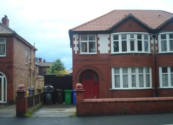 Thumbnail 5 bedroom property to rent in Derby Road, Fallowfield, Manchester