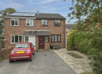 Thumbnail 3 bed semi-detached house for sale in Fairfield Mews, Off Staincliffe Road, Dewsbury