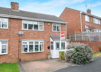 Thumbnail 3 bedroom semi-detached house for sale in Autumn Drive, Lower Gornal, Dudley