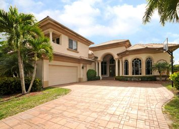 Thumbnail 4 bed property for sale in 6501 Landings Court, Boca Raton, Fl, 33496