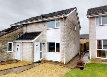 Thumbnail 3 bed semi-detached house for sale in West Hill Road, Westfield, Radstock