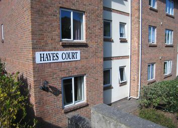 Thumbnail 1 bed flat to rent in Hayes Court, Totnes Road, Paignton, Devon