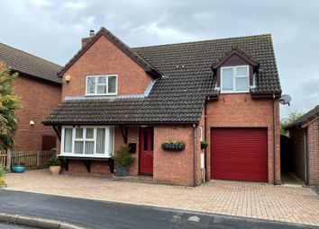 Thumbnail 4 bed detached house for sale in Home Rule Road, Locks Heath, Southampton